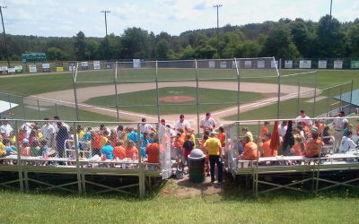 FIELD RENOVATIONS TO BEGIN AFTER LABOR DAY